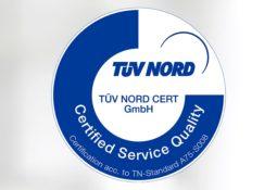 TÜV NORD Certificate