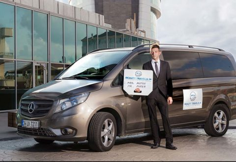 VIP Transfer service with free WiFi