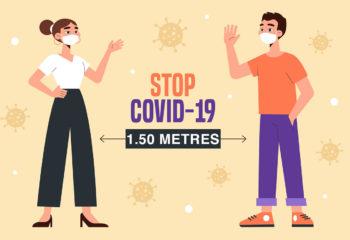 Covid-19 1.50 Metres